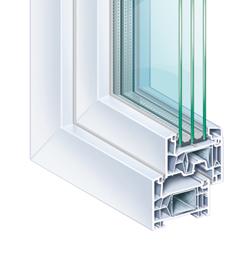 Fenster mit 76 mm Bautiefe bis 15.04.14 zum  SONDERPREIS!